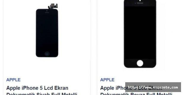 İphone 5 Ekran Fiyatı Kaliteli Ürün Telefon Parçası'nda