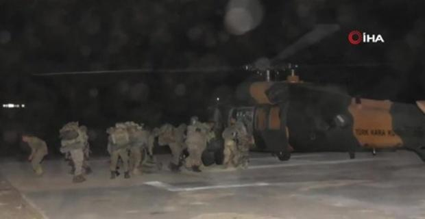 Türk askerleri 3 kilometre IKBY topraklarında