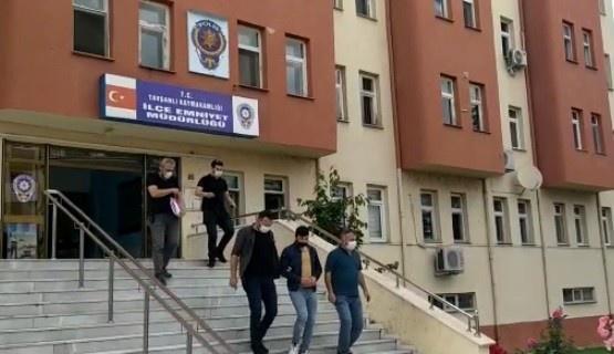Uyuşturucudan aranan kişi çıkarıldığı mahkemece tutuklandı