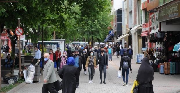 İlk günden Eskişehir sokakları doldu