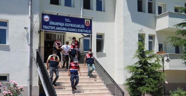 Afyonkarahisar'da 12 hırsızlık olayı 2 aylık çalışma sonucu aydınlatıldı