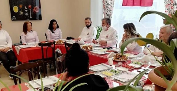 Aşçılar Derneği'nde Kadın Kolları ARGE Kurulu kuruldu