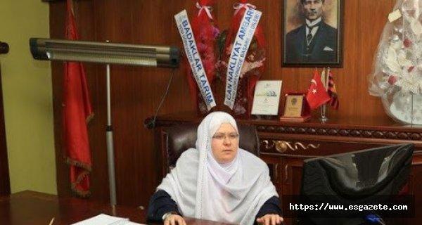Belediye Başkanı Zeynep Akgün trafik kazası geçirdi