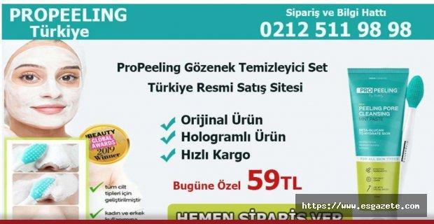 Cilt İçin Özel Formüllü Ürün Pro Peeling