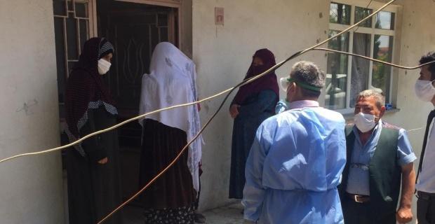 Eskişehir'de 5 ev daha karantinaya alındı