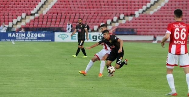 Eskişehirspor yine kayıp