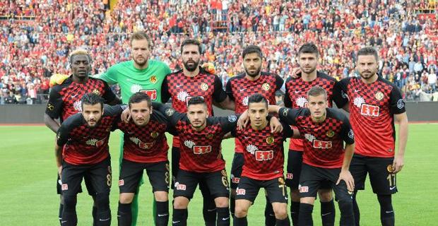 Eskişehirspor Süper Lige veda etti