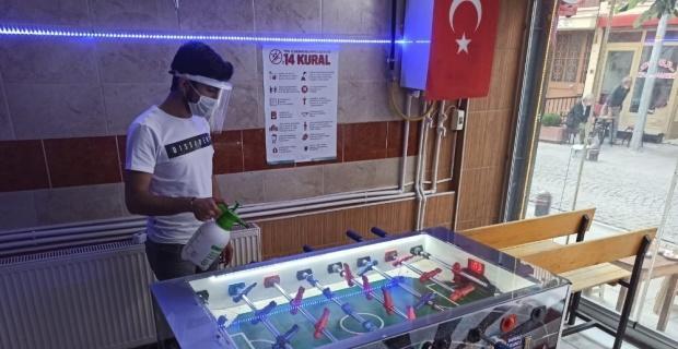 İnternet kafe ve elektronik oyun salonu işletmecileri zorda