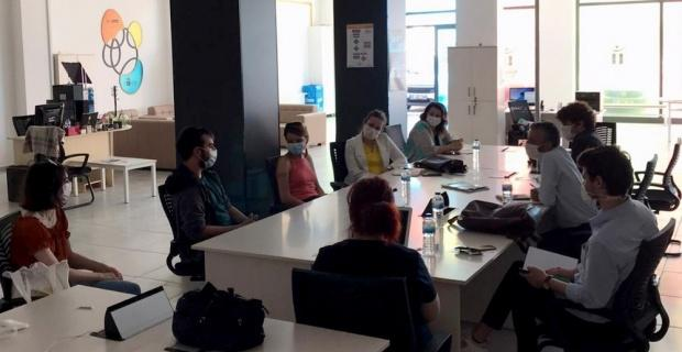 Sosyal girişimciliğin ihtiyaçları Tepebaşı'nda konuşuldu