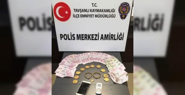 Tavşanlı'da yaşlı kadını dolandıran iki zanlı Ankara'da yakalandı
