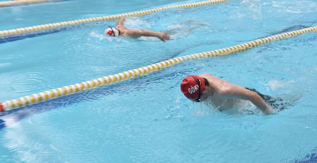 Tepebaşı'nın yüzücüleri antrenmanlara başlıyor