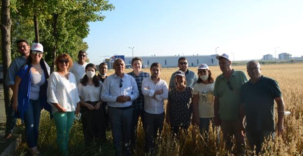 CHP Odunpazarı köylerde sorun dinledi