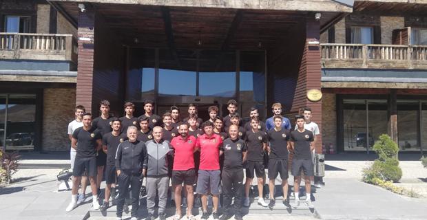 Eskişehirspor 2. bitirdi
