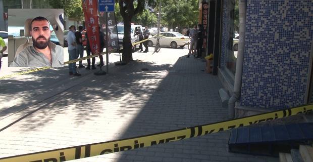 Sokak ortasında silahlı saldırı: 1 yaralı