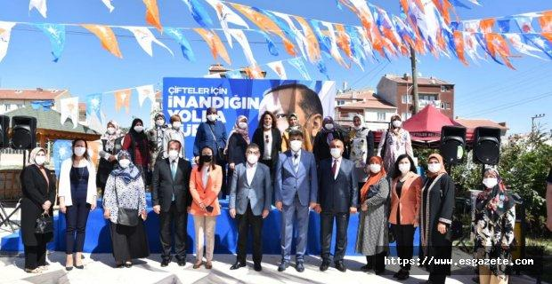AK Parti Eskişehir'de 10 ilçenin kongresi tamamlandı