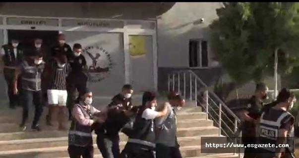 Dolandırıcılık operasyonu: 34 tutuklama