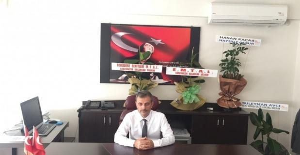 Emet Milli Eğitim Müdürü Bilal Şen görevine başladı