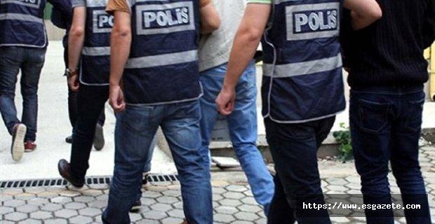 Eskişehir ile 7 ilde terör operasyonu