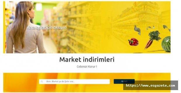 Eskişehir marketleri elinizin altında: marketindirimleri.com