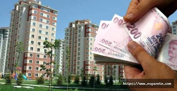 Eskişehir'de 2 bin 654 konut satıldı