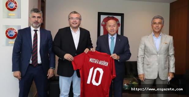 Eskişehirspor'dan TFF çıkarması