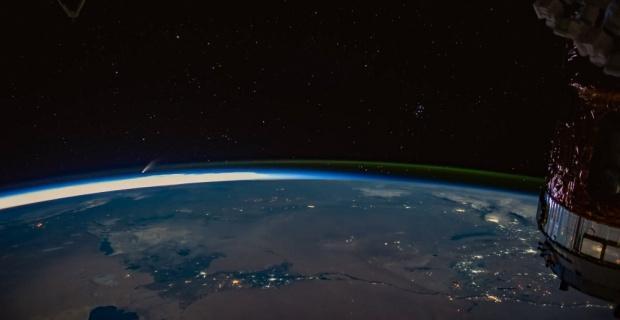 NASA uzay hava durumunun Dünya'ya etkisini araştırıyor