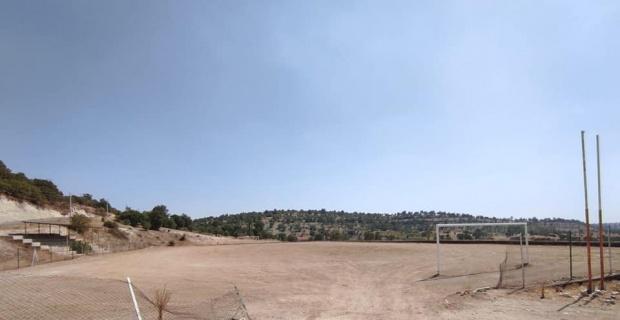 Simav'a üçüncü futbol sahası