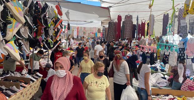 'Sosyete Pazarı' Koronayı unutturdu