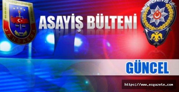 12 bin TL değerinde eşya çalan hırsızlık şüphelileri yakalandı