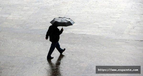 Bugün sağanak yağış etkili olacak
