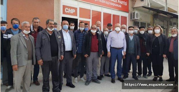 DSİ'den Eskişehir çiftçisine 'su' şantajı