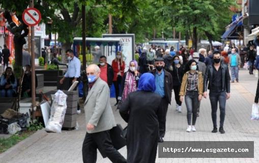 Esgazete Eskişehir sokaklarında canlı yayındaydı