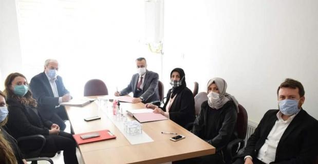 Kadın Girişimciler Kooperatifine 172 bin lira hibe