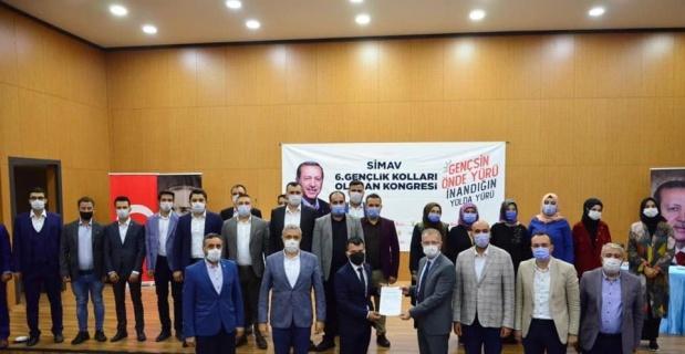 Simav'da yeni başkan Yusuf Can