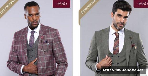 8.Wessi erkek takım elbise modelleri