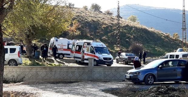 Afyonkarahisar'da arazi meselesinde kan döküldü