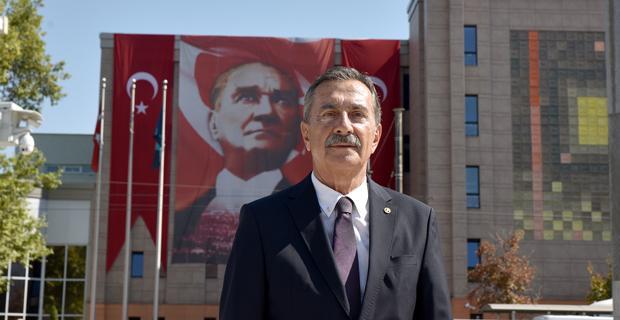 Başkan Ataç'tan 10 Kasım Mesajı