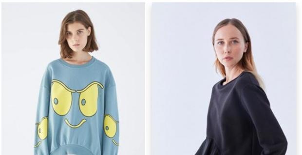Bayan Sweatshirt Ürünleri Nelerdir?
