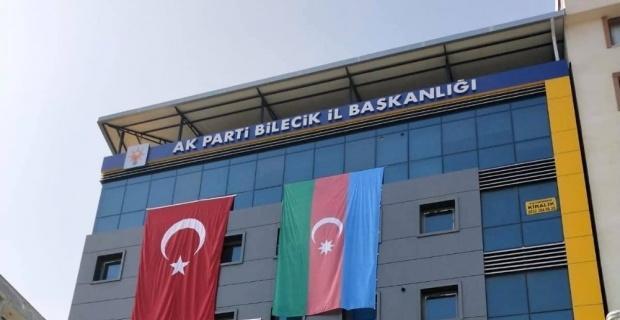 Bilecik'te AK Parti sandığa gidiyor