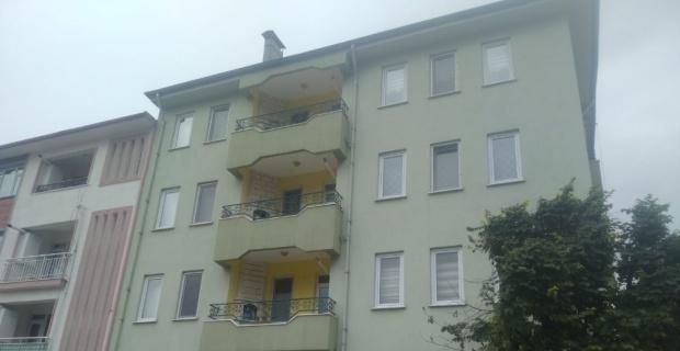 Bilecik'te bir apartman karantinaya alındı