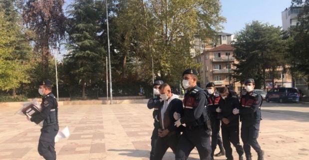 Bilecik'te kablo hırsızlığı şüphelileri tutuklandı