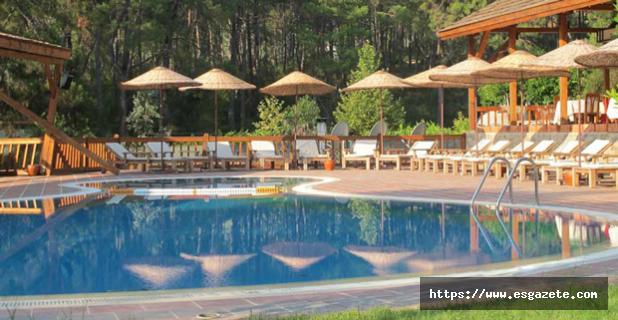 Doğa İle Baş Başa Bir Tatil İçin Adresiniz Olympos Village Hotel