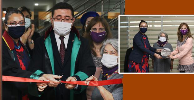 Eskişehir Barosu Kadın Hakları Merkezi kuruldu