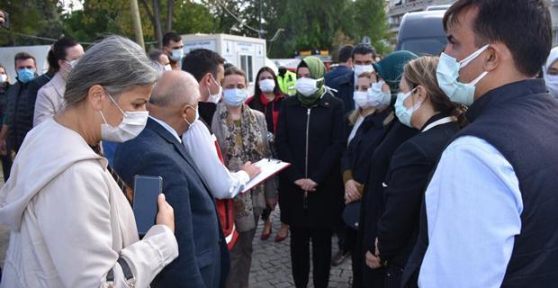 Günay Milletvekilleri İle İzmir'de