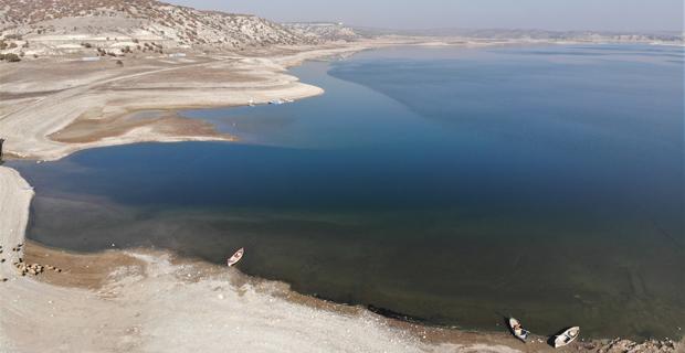 Porsuk Barajı alarm veriyor