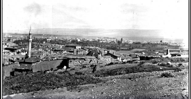 19. yüzyıl Eskişehir genel görünüm
