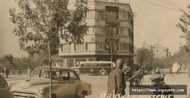1950 yıllar Eskişehir Köprübaşı