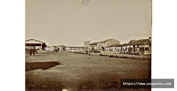 19. yüzyıl Eskişehir İstasyon caddesi