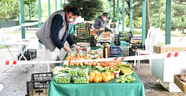 Ekolojik pazar perşembe günleri açılacak