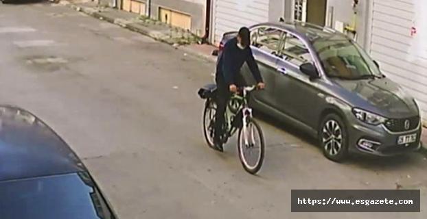 Bisiklet sahiplerini bezdiren hırsız yakalandı